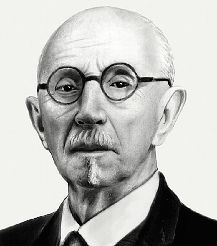 Рис. 3. Н. Н. Петров (1876—1964), основатель российской онкологической школы.