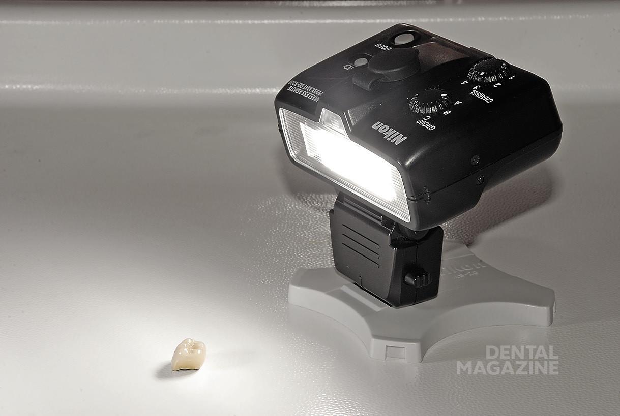 Рис. 9. Макровспышка Nikon Remote Kit R1.