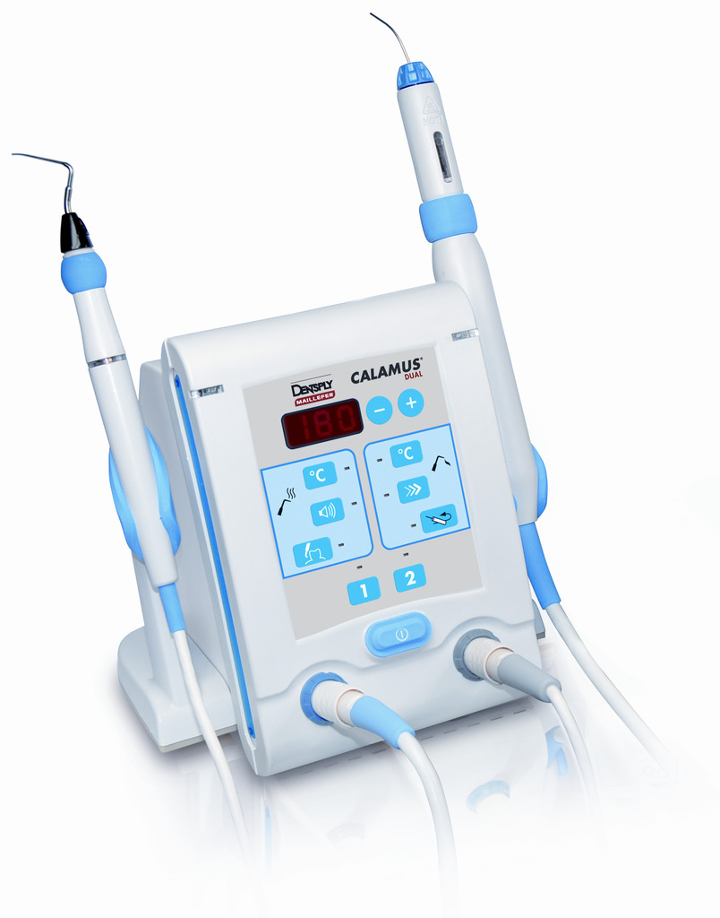 Рис. 10. Аппарат для обтурации Calamus® Dual.