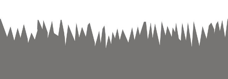 Рис. 5. Равномерное протравливание эмали в результате динамического травления (схема).