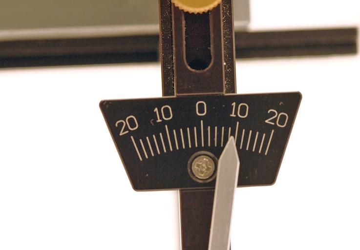 Рис. 7. Установка наклона окклюзионной плоскости по результатам расчетов.