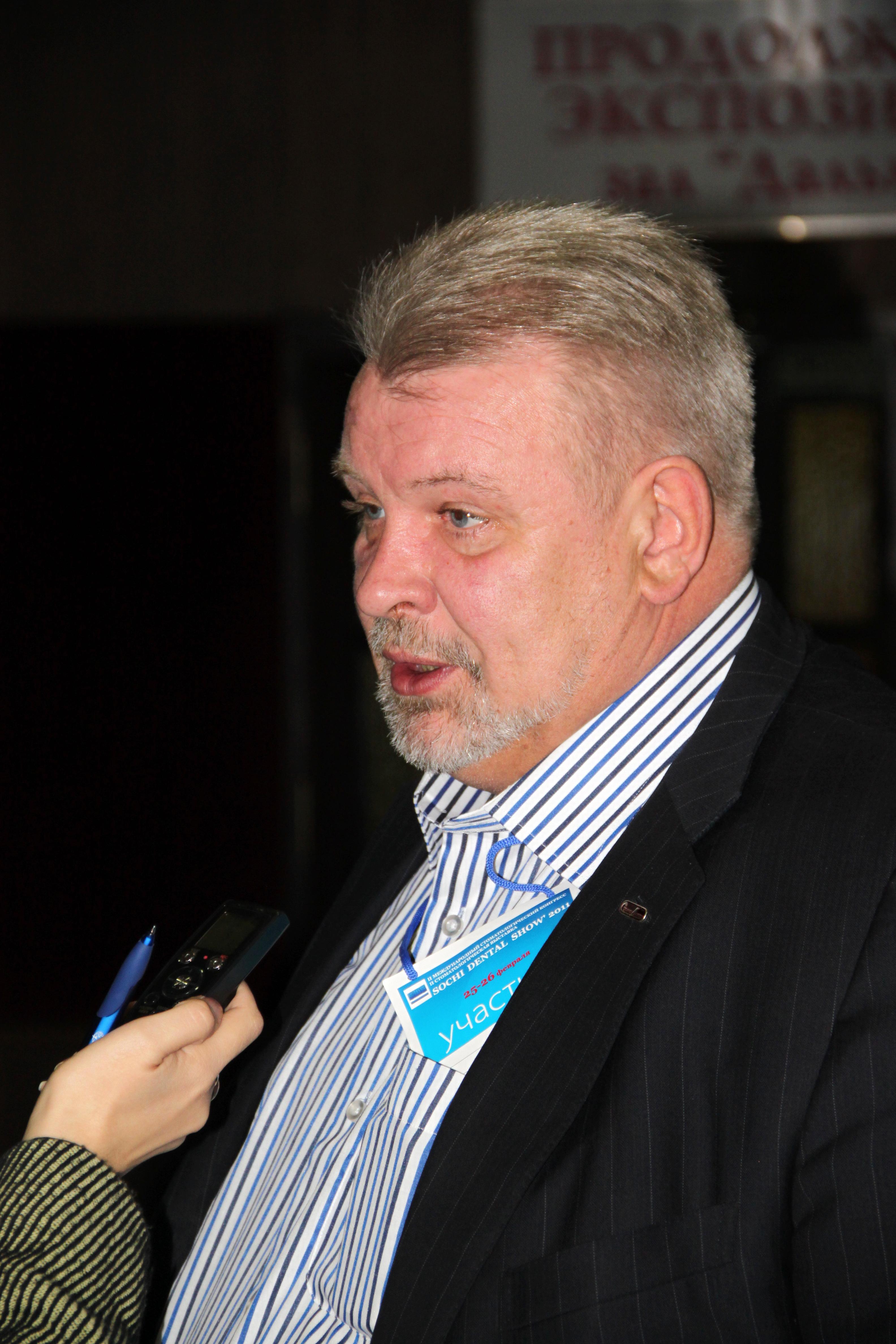 Павел Добровольский