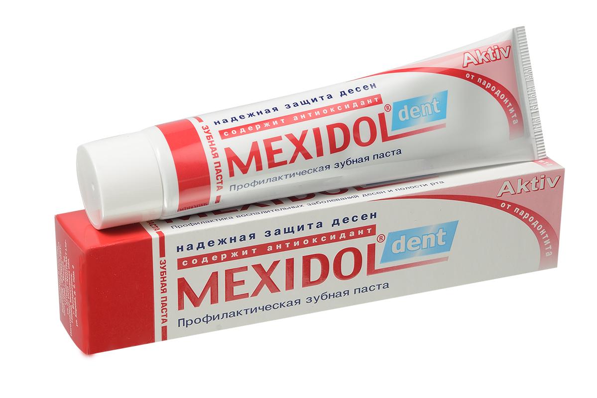зубная паста aktiv